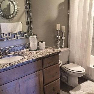 Silver Grey Bathroom Ideas Houzz