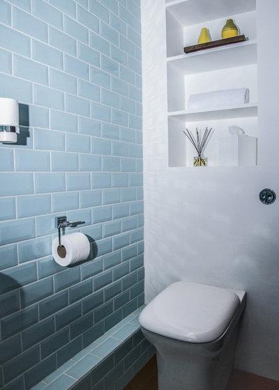 Azulejos metro la baldosa perfecta para tu cocina o ba o - Azulejos biselados 10x20 ...