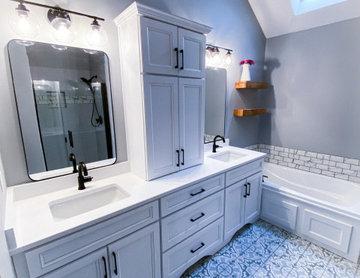 Bathroom remodel 2020