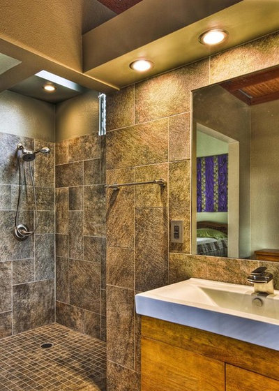Tropical Bathroom By 2D3D Design, INC Part 75