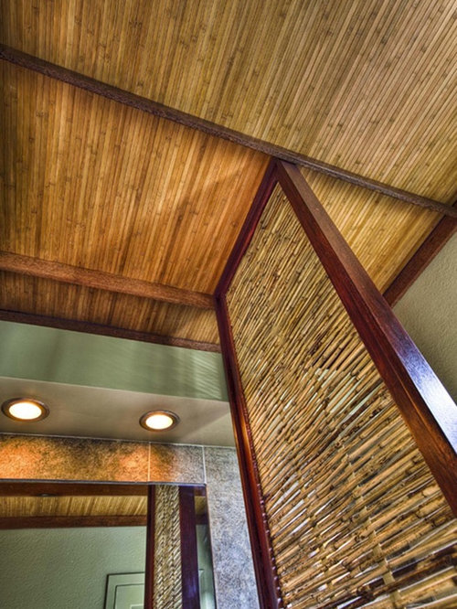 Bamboo Ceiling Houzz