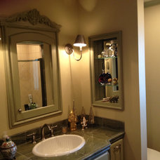 Traditional Bathroom by Adolph Interiors