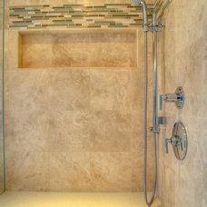Mediterranean Bathroom by Rendon Remodeling & Design, LLC