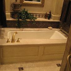 Traditional Bathroom by Amanda Still, Hill Design + Gallery
