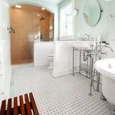 Traditional Bathroom by Fulford Home Remodeling