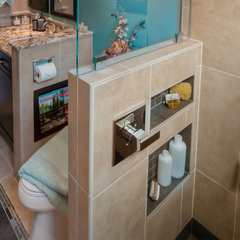 contemporary bathroom by House 2 Home Design and Build