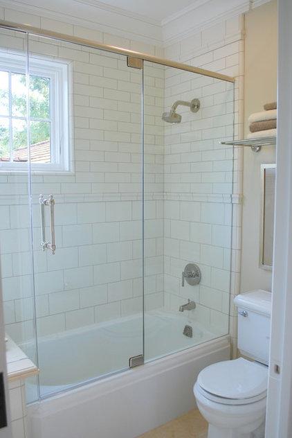 Contemporary Bathroom by Arch Studio, Inc.