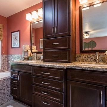 Bathroom Remodel at Scripps Ranch, CA