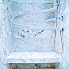 Contemporary Bathroom by Carpenter Construction, Inc.