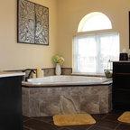 Bathroom Remodel - Calhoun Road - Traditional - Bathroom ...