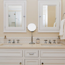 Traditional Bathroom by Collins Tile and Stone
