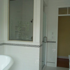 Traditional Bathroom by Consolidated Construction Services, LLC