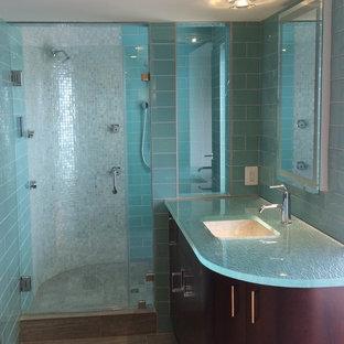 Bathroom Remodel (contemporary) - Annapolis, MD