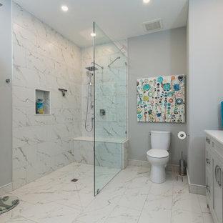 Bathroom Remodel: Decor Cabinets