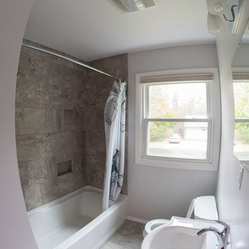 Bathroom Remodel - Finished Project