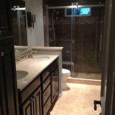 Modern Bathroom Bathroom Remodel