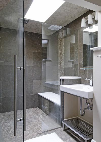 Contemporary Bathroom Bathroom Remodel