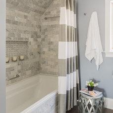 Bathroom by Tom Curren Companies