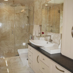 Superieur Bathroom Remodel In Canyon Creek Cabinetry