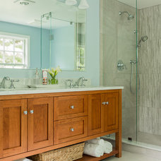 Contemporary Bathroom by Tom Curren Companies