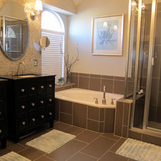Contemporary Bathroom by The Floor Barn