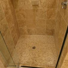 Traditional Bathroom by Wuensch Construction, Inc.