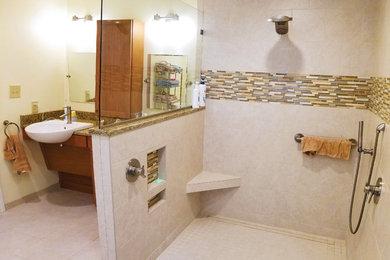 Jerry Harris Remodeling Project, Bathroom Remodeling Chesapeake Va
