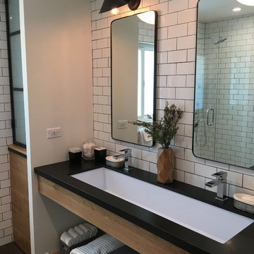 Bathroom Remodel - Lafitte, Oak Park