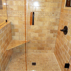Traditional Bathroom by Link Renovations