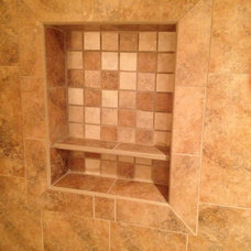 Traditional Bathroom by M & R Kitchen and Bath Remodeling