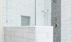 Bathroom Remodel on Nottingham - Shower