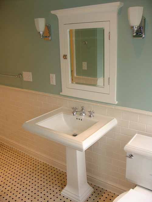 Painted Medicine Cabinet Home Design Ideas, Pictures ...