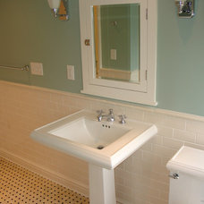 Traditional Bathroom by One Room at a Time, Inc.