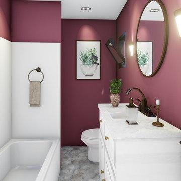 Bathroom Remodel Package I -1