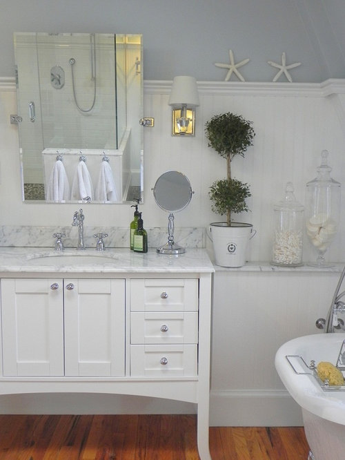 Shaker style vanity ideas pictures remodel and decor - Beautiful bathroom vanity furniture ...
