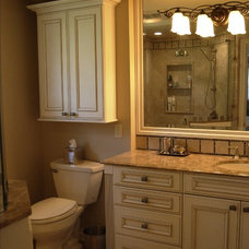 Traditional Bathroom by Rittenhouse Builders