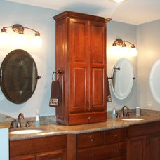 Traditional Bathroom by Royal Builders of IL., Inc.
