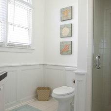 Beach Style Bathroom by Sceltas Build + Consult