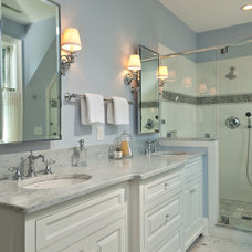 Traditional Bathroom by Schrader and Company, Inc.