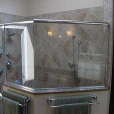 Traditional Bathroom by Skydell Contracting Inc.