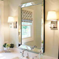 Traditional Bathroom by Studio B Designs