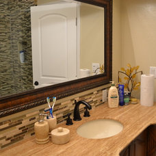 Traditional Bathroom by Pearl Remodeling