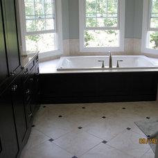 Traditional Bathroom by Taurus Construction, Inc.