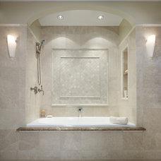 Contemporary Bathroom by CARNEMARK