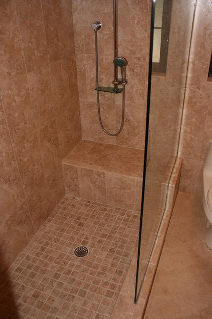 Traditional Bathroom by CAPjr Flooring & Design