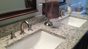 Bathroom Remodel with Kohler faucet and shower