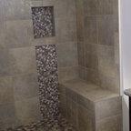 Elegant Master Bath Traditional Bathroom Dallas By