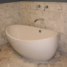 Contemporary Bathroom by A-1 PAM Plastering & Remodeling, Inc.