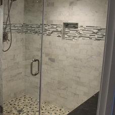 Contemporary Bathroom by Solid Kitchen & Bath