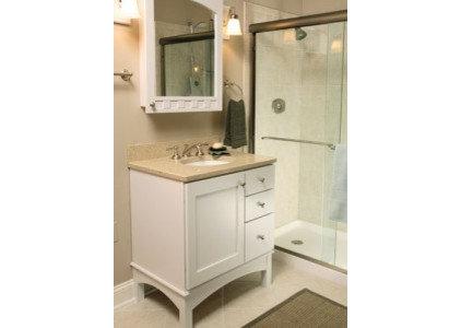 Traditional Bathroom by La Jolla Bath Remodel